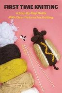 First Time Knitting PDF