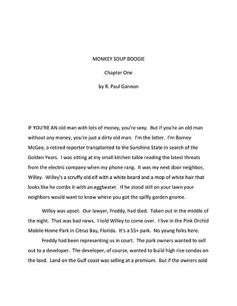 monkeysoupboogie content pdf