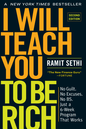 I Will Teach You to Be Rich  Second Edition