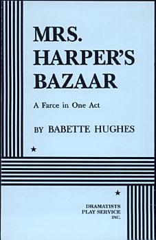Mrs  Harper s Bazaar PDF
