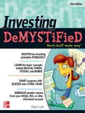 Investing DeMYSTiFieD, Second Edition: Edition 2