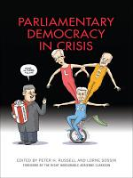 Parliamentary Democracy in Crisis PDF