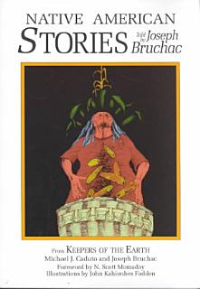 Native American Stories Book