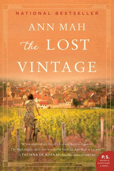 Download The Lost Vintage Book