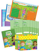 Daily Reading Comprehension Centers  Grade 2 Classroom Kit PDF