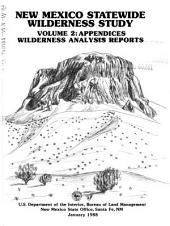 New Mexico Statewide Wilderness Study: Environmental Impact Statement