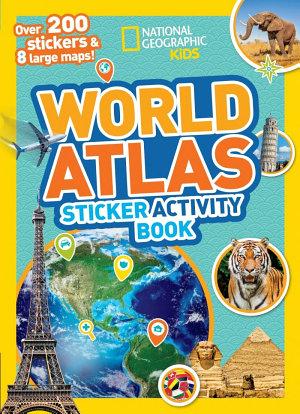 Sticker Atlas of the World Activity Book