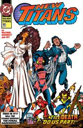 The New Titans (1988-) #100