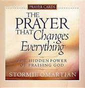 The Prayer That Changes Everything: Prayer Cards