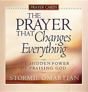 The Prayer That Changes Everything   Prayer Cards PDF