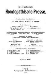Verantwortlicher ober-redacteur Dr. med. Clotar Müller...