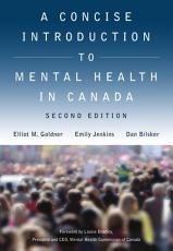 A Concise Introduction to Mental Health in Canada PDF
