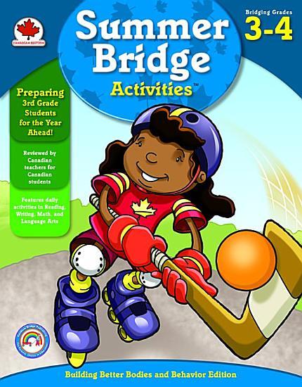 Summer Bridge Activities    Grades 3   4 PDF