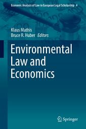Environmental Law and Economics
