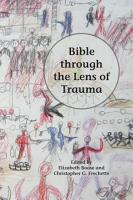 Bible through the Lens of Trauma PDF