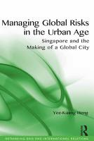 Managing Global Risks in the Urban Age PDF