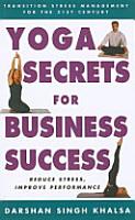 Yoga Secrets for Business Success PDF