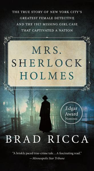 Download Mrs  Sherlock Holmes Book