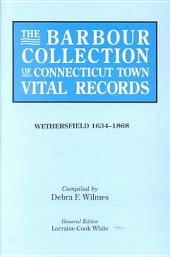 The Barbour Collection of Connecticut Town Vital Records: Volume 52
