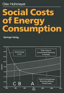Social Costs of Energy Consumption PDF