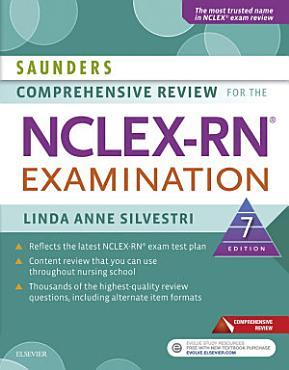 Saunders Comprehensive Review for the NCLEX RN   Examination   E Book PDF