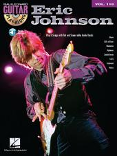 Eric Johnson Songbook: Guitar Play-Along, Volume 118