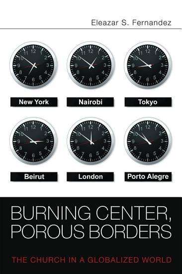 Burning Center  Porous Borders PDF