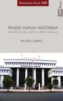 Tradisi Hukum Indonesia PDF
