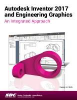 Autodesk Inventor 2017 and Engineering Graphics PDF