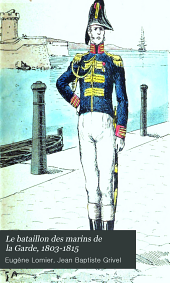 Le bataillon des marins de la Garde, 1803-1815