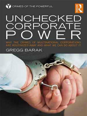 Unchecked Corporate Power PDF