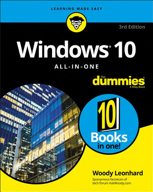 Windows 10 All in One For Dummies