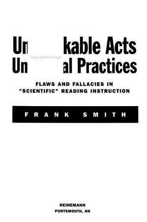 Unspeakable Acts  Unnatural Practices PDF