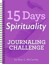 15 Days Spirituality Journaling Challenge