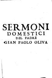 Sermoni Domestici: Detti Privatamente Nelle Case Romane della Compagnia di Giesù, Volume 8
