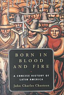 Born in Blood and Fire Book