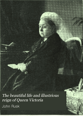 The beautiful life and illustrious reign of Queen Victoria: a memorial volume...
