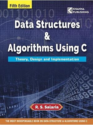 Data Structures   Algorithms using C