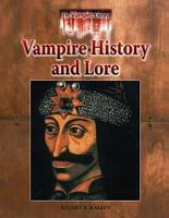 Vampire History and Lore PDF