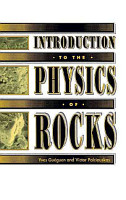 Introduction to the Physics of Rocks PDF