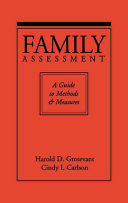 Family Assessment Book PDF