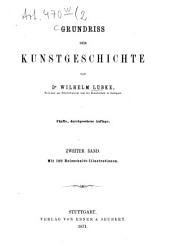Grundriss der Kunstgeschichte: Band 2
