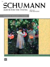 Album for the Young, Op. 68: For Early Intermediate to Late Intermediate Piano