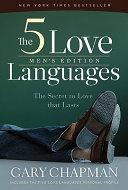 The 5 Love Languages  Men S Edition