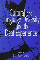 Cultural and Language Diversity and the Deaf Experience PDF