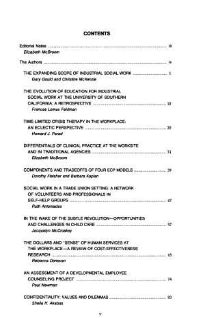 Social Work Papers PDF