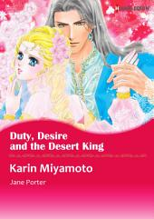Duty, Desire and the Desert King: Harlequin Comics