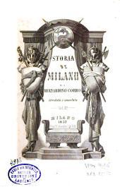 Storia di Milano: Volume 3