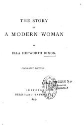 The Story of a Modern Woman PDF