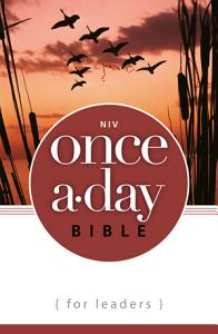 NIV  Once A Day  Bible for Leaders  eBook PDF